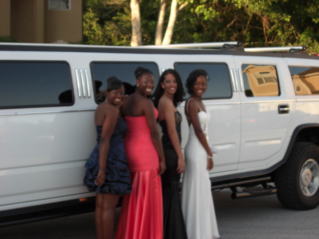 Imperial One Limo Prom Page