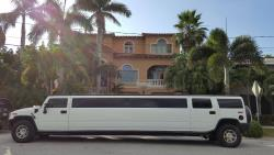 Take a Hummer Limo to dinner